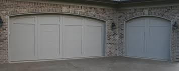 Cunningham Overhead Door Louisville Ky by Arched Garage Door Header Dors And Windows Decoration