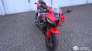 new honda cbr 600 walk around my new bike honda cbr 600 rr pc40 youtube
