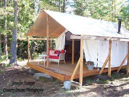 tent cabin huckleberry tent and breakfast bed breakfast 180 thunderbolt