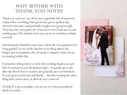 wedding thank you notes how to word your wedding thank you notes