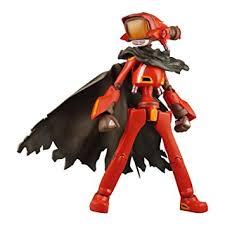 amazon com new sentinel rio bone canti red action figure 6 9