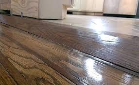 wood flooring transition strips tile hardwood floor thematador us