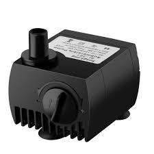 low volume water pump amazon com victsing 80 gph 300l h 4w submersible water pump
