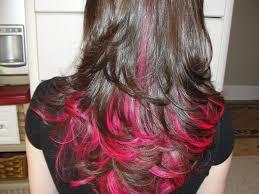dye bottom hair tips still in style dye bottom layer of hair google search hair pinterest hair