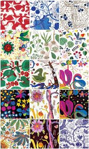 Textile Design Plants Make Pretty Pictures Josef Frank Architects And Wallpaper