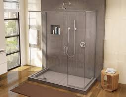 bathroom interesting linear shower drain in modern shower room