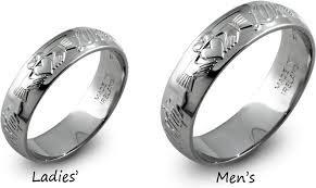 claddagh wedding ring mans sterling silver claddagh wedding ring ms rs44