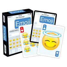 clean emoji f g bradley s novelty cards emoji clean playing cards