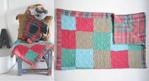 plaids en laine un plaid à tricoter en laine prima