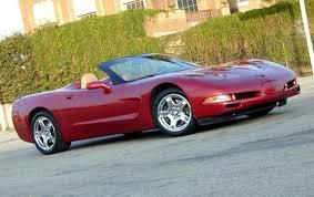 2004 corvette convertible for sale used 2004 chevrolet corvette convertible pricing for sale edmunds