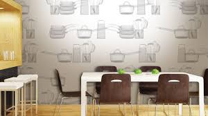 kitchen wallpaper ideas enhance your kitchen look with wallpaper