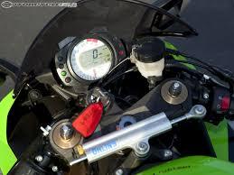 2009 kawasaki zx 10r comparison street motorcycle usa
