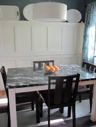 Granite Dining Room Table Kitchen Granite Table Buffet Hummmm Maybe Do This With My