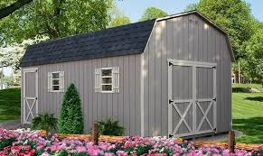 The Barn Yard Sheds Dutch Barn Storage Sheds Best In Backyards