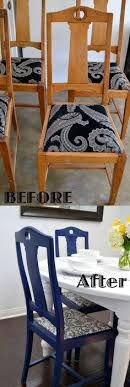 Reupholster Dining Room Chair Recover Dining Chair 10 Jpg House Ideas Pinterest Recover