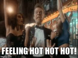 Its Hot Meme - hot hot hot gif find share on giphy