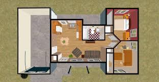 one bedroom house designs tiny house design tiny houses floor