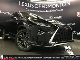 black lexus 2016 black lexus rx 350 awd f sport series 3 in depth review east