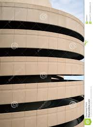 circular ramp to cement parking garage stock photo image 83952611 cement circular garage level multi parking ramp