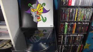 icp the marvelous missing link vinyl review youtube