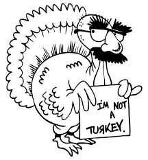 coloring pages of turkeys hilarious canada thanksgiving day turkey make jokes coloring page