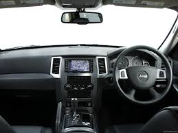jeep grand cherokee s limited uk 2008 picture 10 of 18