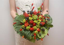 fruit flower arrangements create fruit and vegetable bouquets hgtv