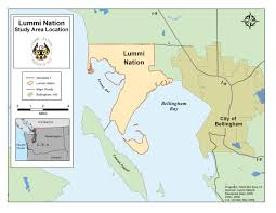Bellingham Washington Map by Lummi Nation Map Lummi Nation Pinterest Native Americans