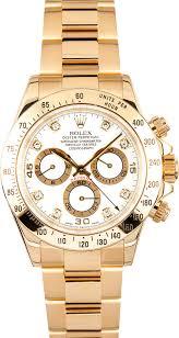 golden rolex rolex daytona chronograph diamond dial ref 116528