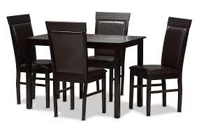 dining nook red barrel studio kisor modern and contemporary 5 piece breakfast