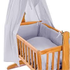 clair de lune rocking crib quilt u0026 bumper set waffle grey buy