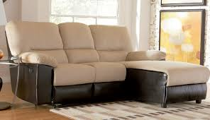 home design espresso leather chaise lounge chair with pillow top
