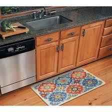Modern Kitchen Rug Modern Kitchen Rug Within Mainstays New Medallion Walmart