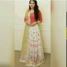 b latest bridal wear embroider dress collection