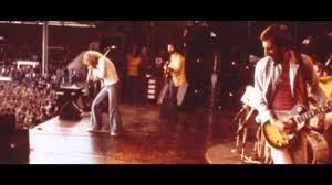thanksgiving day 1976 the who swansea june 12 1976 youtube