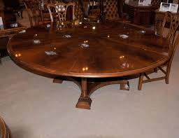 dining expandable round dining table ideas in expandable round
