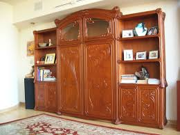 art noveau furniture ideas and designs custommade com art nouveau media cabinet