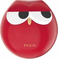 ls with red shades pupa owl 1 002 violet shades set for lip make up