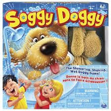 Soggy Doggy Doormat Soggy Doggy Board Game For Kids With Interactive Dog Toy Walmart Com