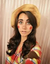 17 extraordinary and easy halloween makeup ideas easy