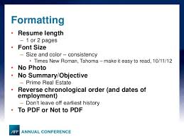 Resume Length Afp 2014 An Impactful Resume And What Do Headhunters Really Think Ab U2026