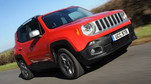 smallest jeep jeep renegade 2 0 multijet 4wd limited two minute road test