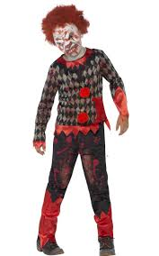 cougar halloween costume buy scary the carnival clown with mask costume boys zombie