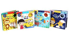 baby books baby bum sound books 4 pack groupon