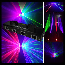 laser lights four lens dj club decor of mini laser light show 12v buy