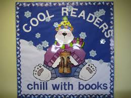 cool readers chill with books