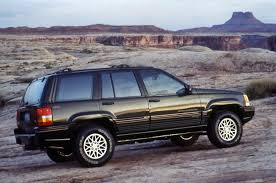 jeep cherokee power wheels the evolution of the jeep grand cherokee autotrader ca