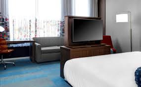 durham accommodations chic urban room aloft durham downtown