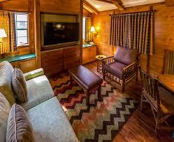 Cabin Sofa Disney U0027s Fort Wilderness Resort Refurbished Cabin Review U2013 Easywdw