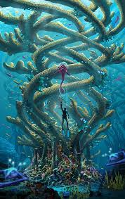 trine underwater scene wallpapers 170 best underwater images on pinterest fantasy art scenery and
